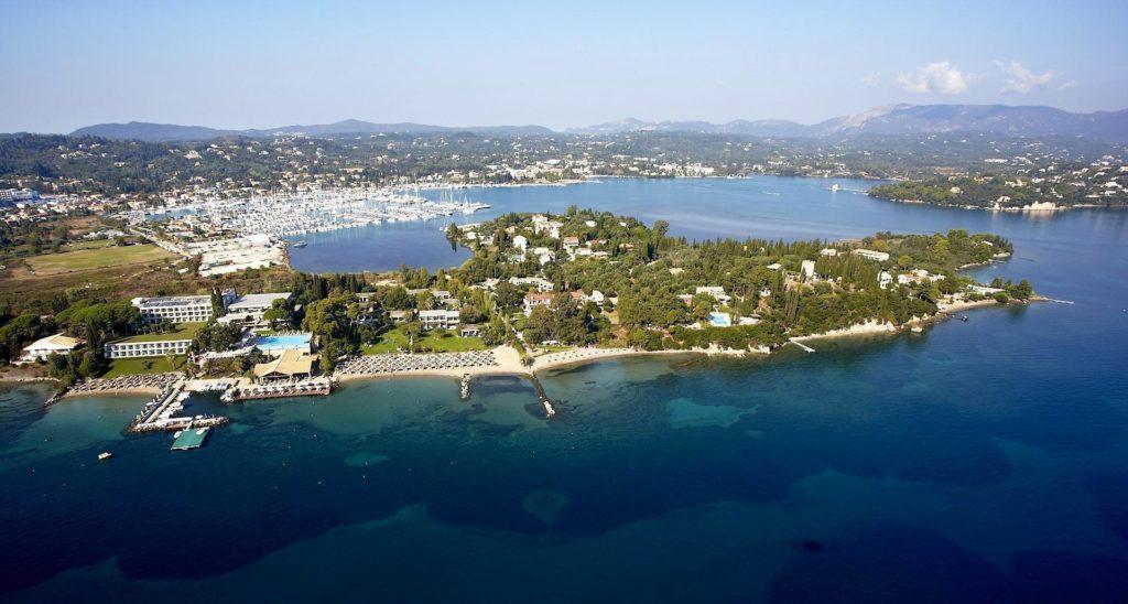 Art Hotel Debono in Corfu Island